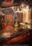 Miniature. antique phone 03