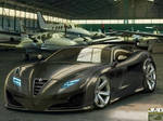 JMB Alfa Romeo 10C NightFight