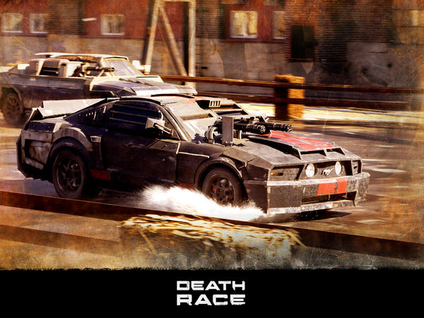 Image Gallery Of Death Race Cars Wallpaper