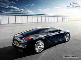 Bugatti Ettore Concept 2010 Bs by Jakusa1