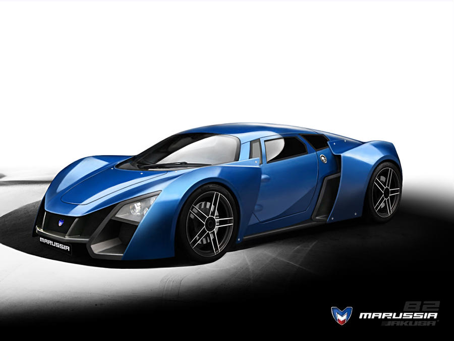 Marussia B2 rebrush by Jakusa1
