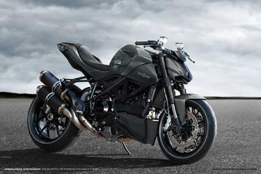 Ducati Streetfighter Jakusa Design