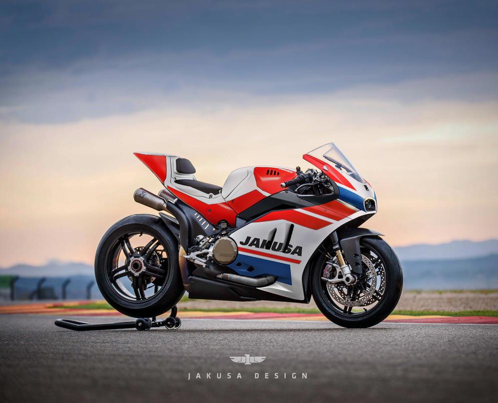 Superleggera MotoGP style by Jakusa1