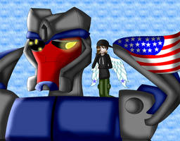 9-11 10th Anniversary by QueenEchidna