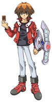 Yu-Gi-Oh Jaiden Yuki Render