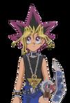 Yu-Gi-Oh Yugi Motou Render