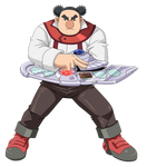 Yu-Gi-Oh Chumley Render
