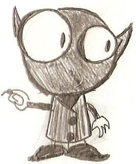 Devious Demon Doodle