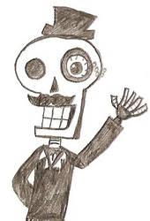 Sir Skeleton the Scary