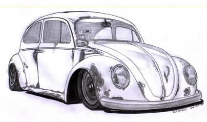Rust Bug by prorider
