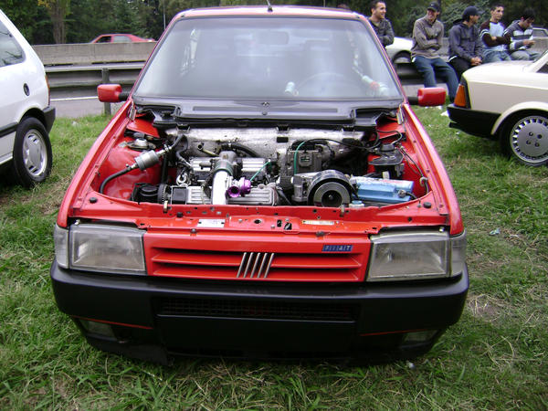Fiat Uno Turbo I E By Prorider On Deviantart