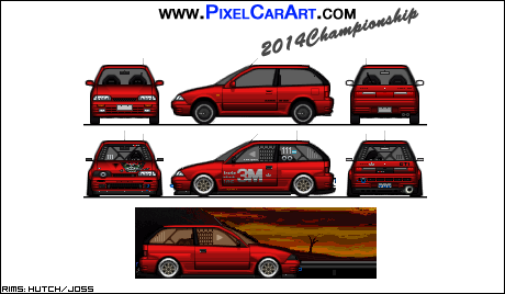 Swift GTI - 2014 PCA Champs 2nd round by prorider on DeviantArt