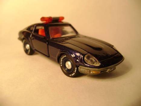 Custom Tomica 240zg Police Car