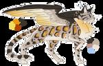 [Approved] Rare Mothcat MYO - Aihal