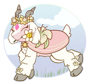 [Beelzebubby DTA] The Perfect Gift by mewhaku