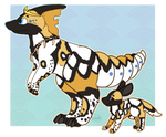 [Paralogos Custom + Trade] African Wild Dog