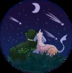 [Mhoat Prompt] Star Rain