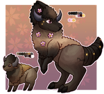 [Commission + Paralogos Custom] Bison