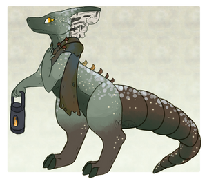[Paralogos Large Redesign Commission] Woods by mewhaku