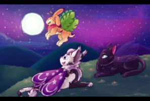 [Mothcats + Commission] Star Bright