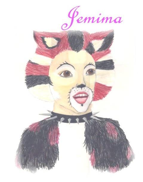 Jemima by Sarenea