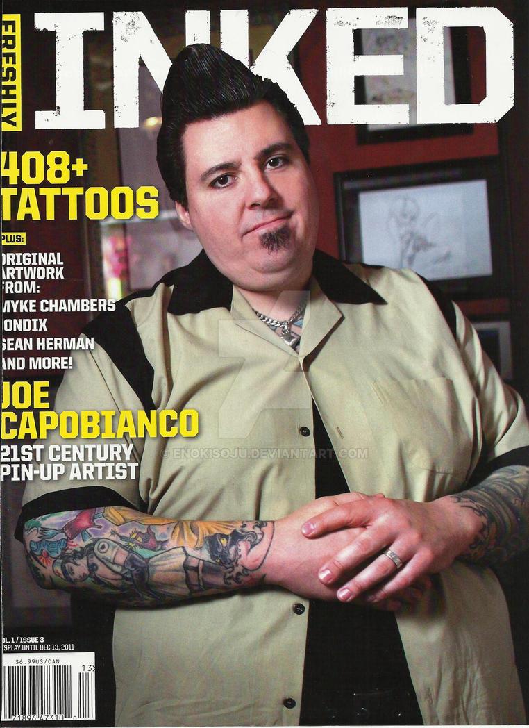 Freshly Inked Magazine - Elizabeth Taylor Tattoo by enokisoju on ...