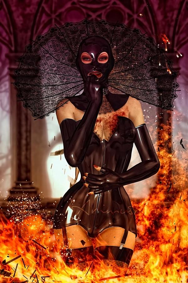 Bad Nun by lacrima83