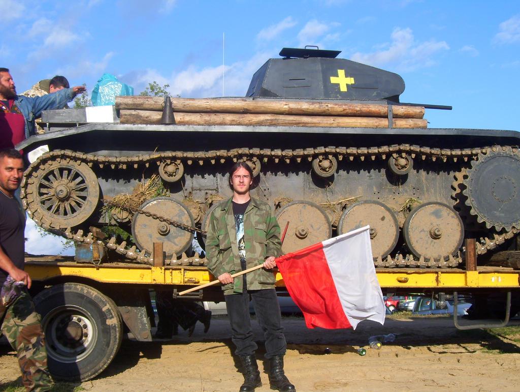 Farewell of Blitzkrieg by SPIDIvonMARDER