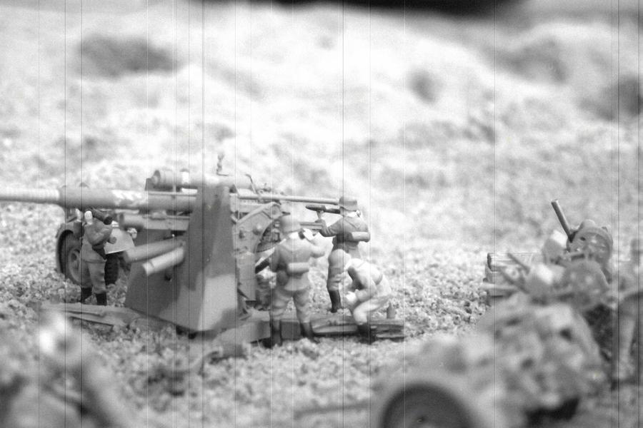 Afrikakorps Flak Nets  6 by SPIDIvonMARDER
