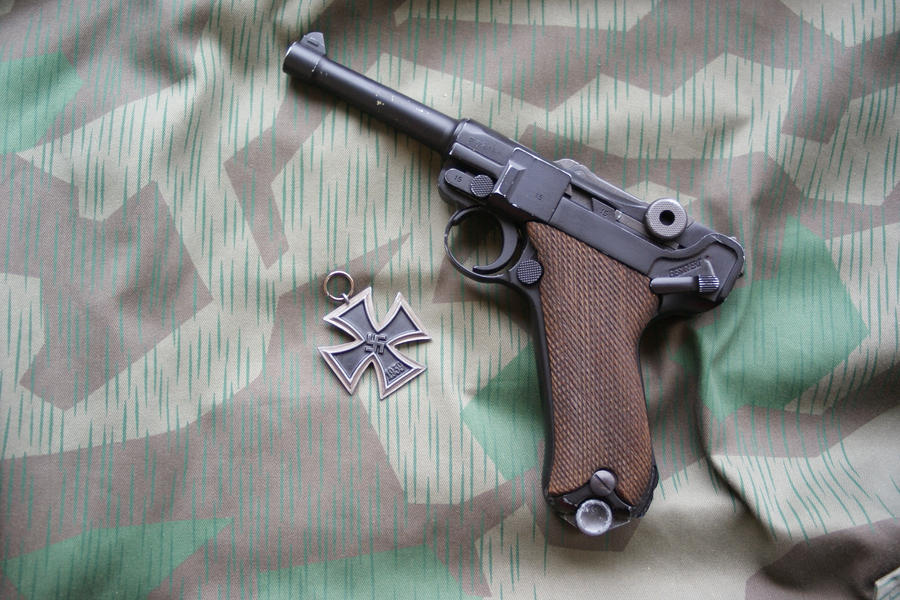 Iron Cross 1 By SPIDIvonMARDER