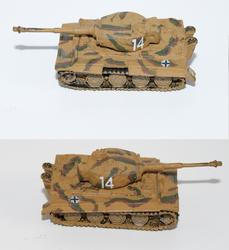 Tiger14 by SPIDIvonMARDER