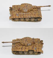Tiger106 by SPIDIvonMARDER