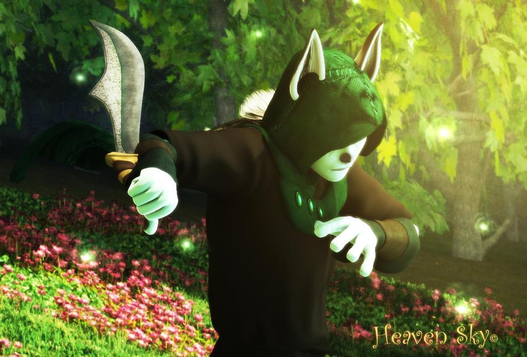 Dust and Elysian Tail Fan Art! by HeavenSkies on DeviantArt