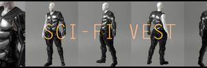 Donation Item: Sci-Fi Vest for G2/G3