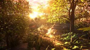 Woods by HeavenSkies