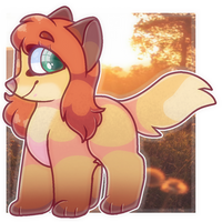 Momma foxy!|GIFT by Watermelonthecat