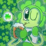 Happy Irish day!