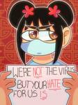 STOP ASIAN HATE|READ DESC