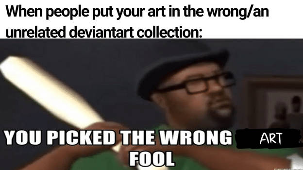 WRONG ART COLLECTION DINGDING