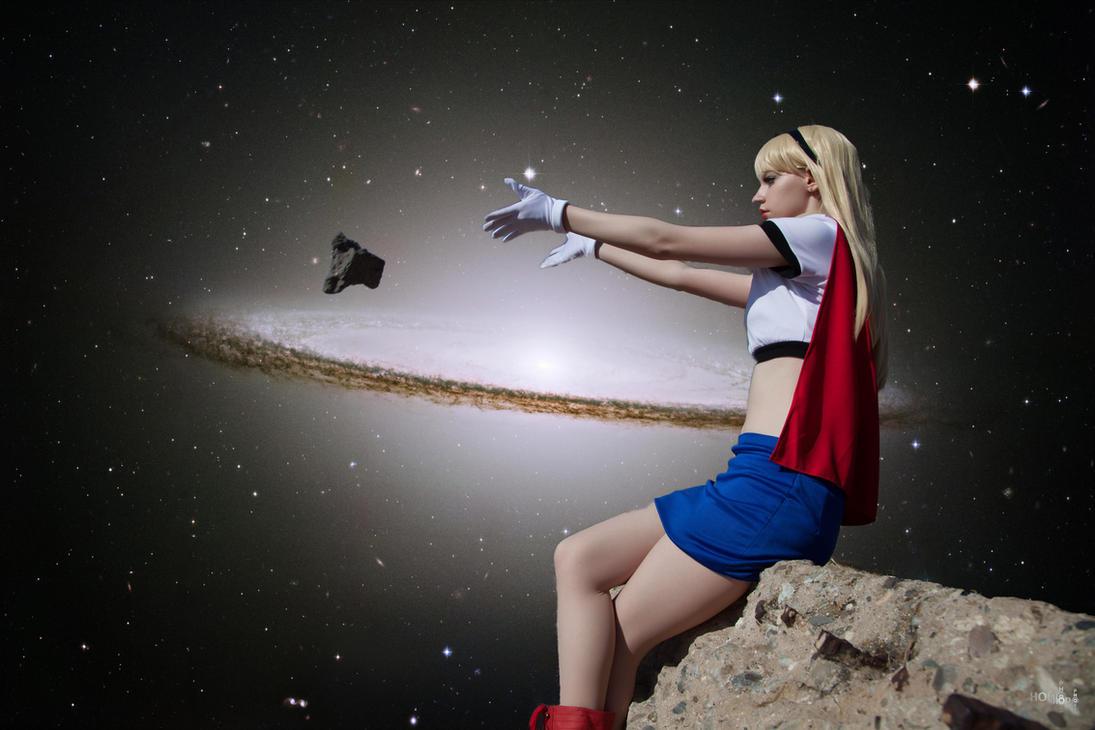 Supergirl: TAS 7 by AliceInTheTARDIS