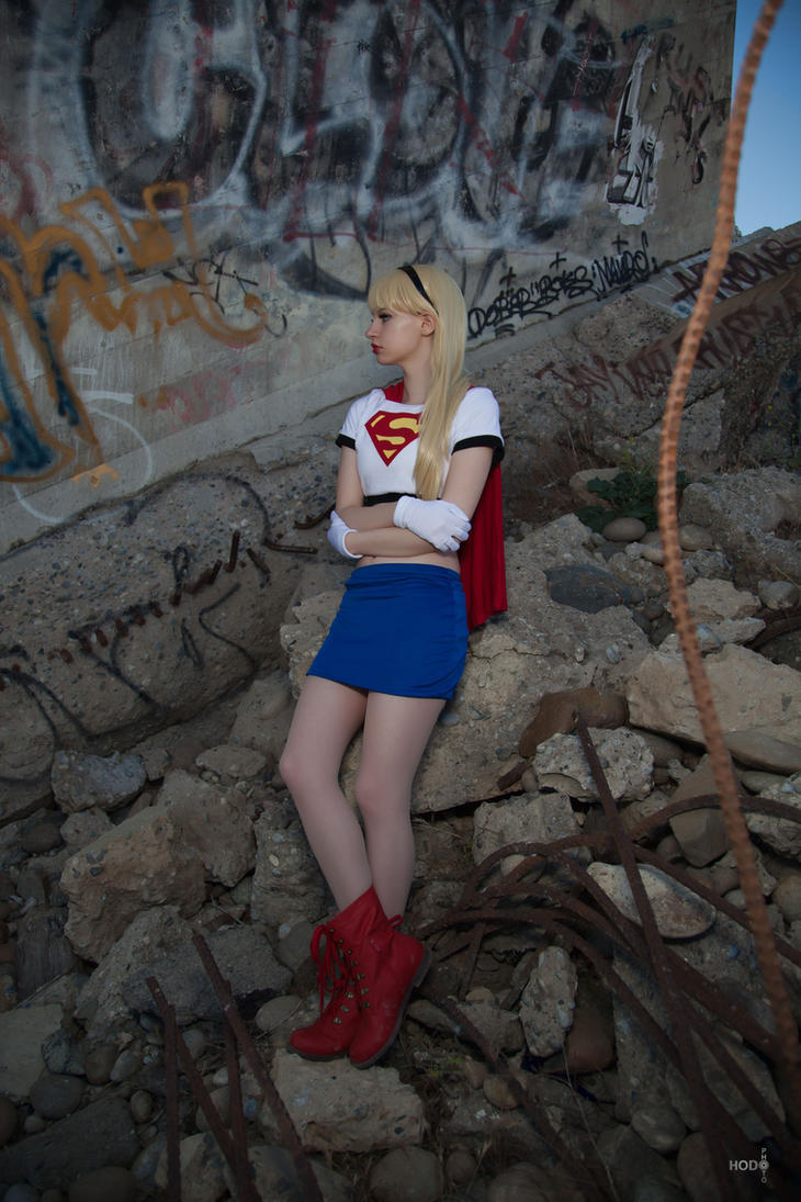 Supergirl: TAS 2 by AliceInTheTARDIS