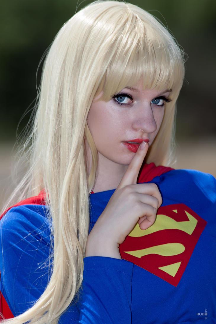 Supergirl: JLU 6 by AliceInTheTARDIS