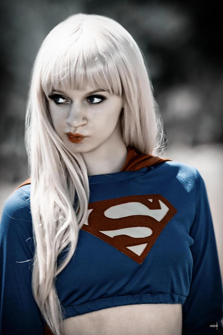Supergirl: JLU 7 by AliceInTheTARDIS