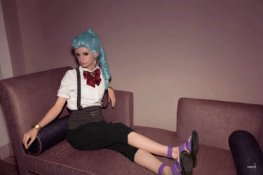 Death Parade Nona 6 by AliceInTheTARDIS