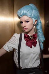 Death Parade Nona 5 by AliceInTheTARDIS