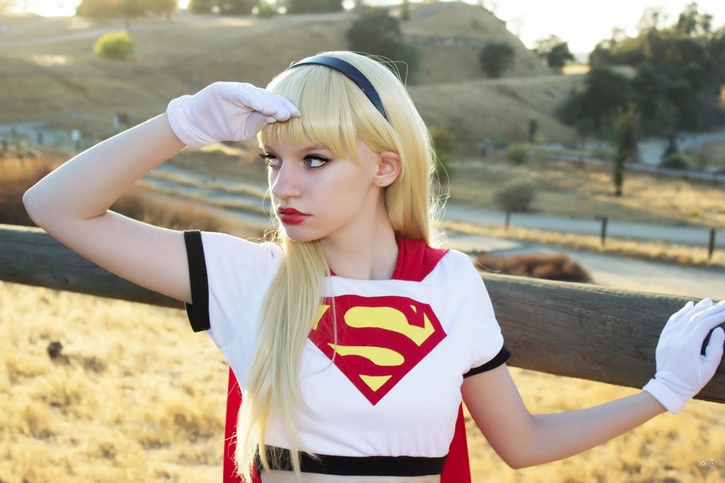 Supergirl: TAS 9 by AliceInTheTARDIS