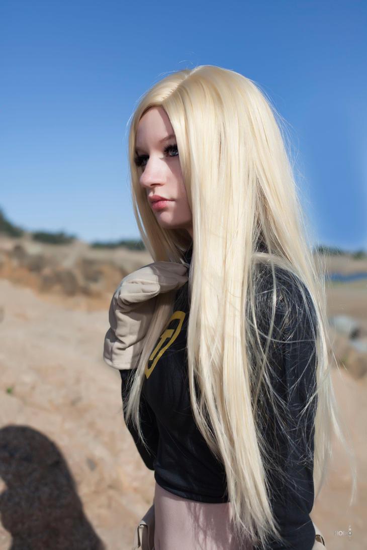 Terra: Teen Titans 11 by AliceInTheTARDIS