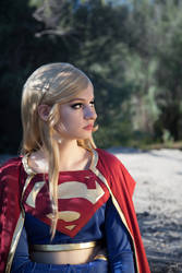 Supergirl: Unbound 5 by AliceInTheTARDIS