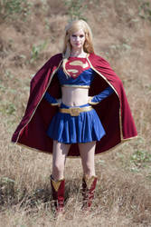 Supergirl: Unbound 6 by AliceInTheTARDIS