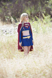 Supergirl: Unbound 8 by AliceInTheTARDIS